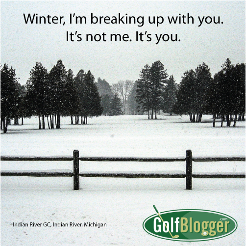 golf essays