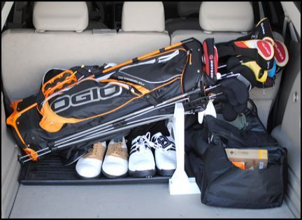 Craichael Car Golf Rack Golfblogger Golf Blog