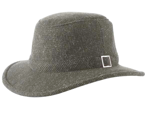 how to wear a tilley hat