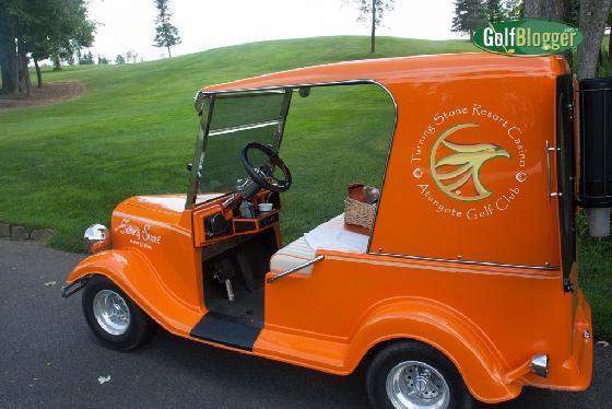 Best Beverage Cart Ever Golfblogger Golf Blog