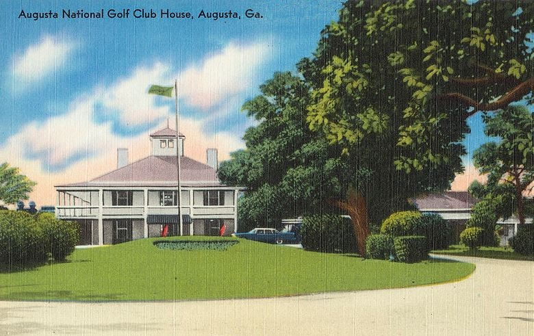Masters Tee Times - 2018