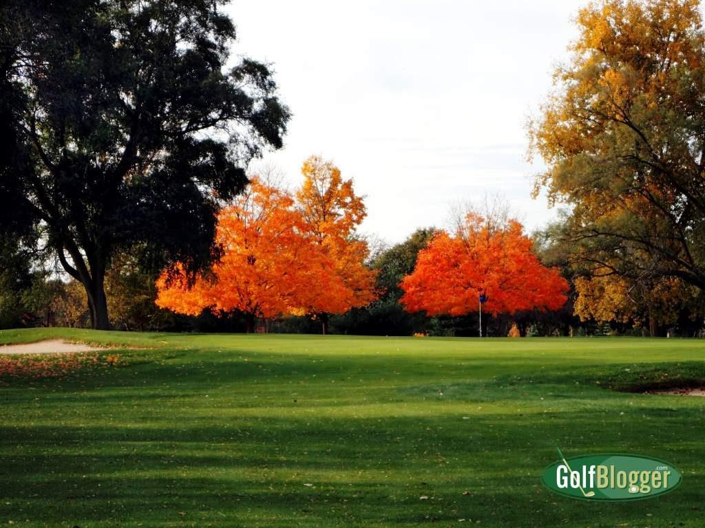 Twilight Golf On Halloween
