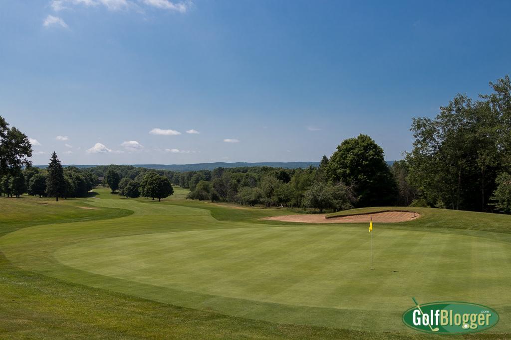 Boyne Mountain Alpine Golf Course Review