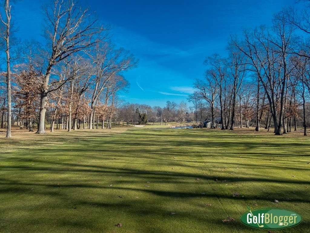A January Round In Michigan
